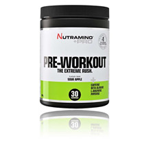 Nutramino Pro Pre-Workout Sour Apple