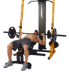 Powertec Half Rack Yellow HR19-Y