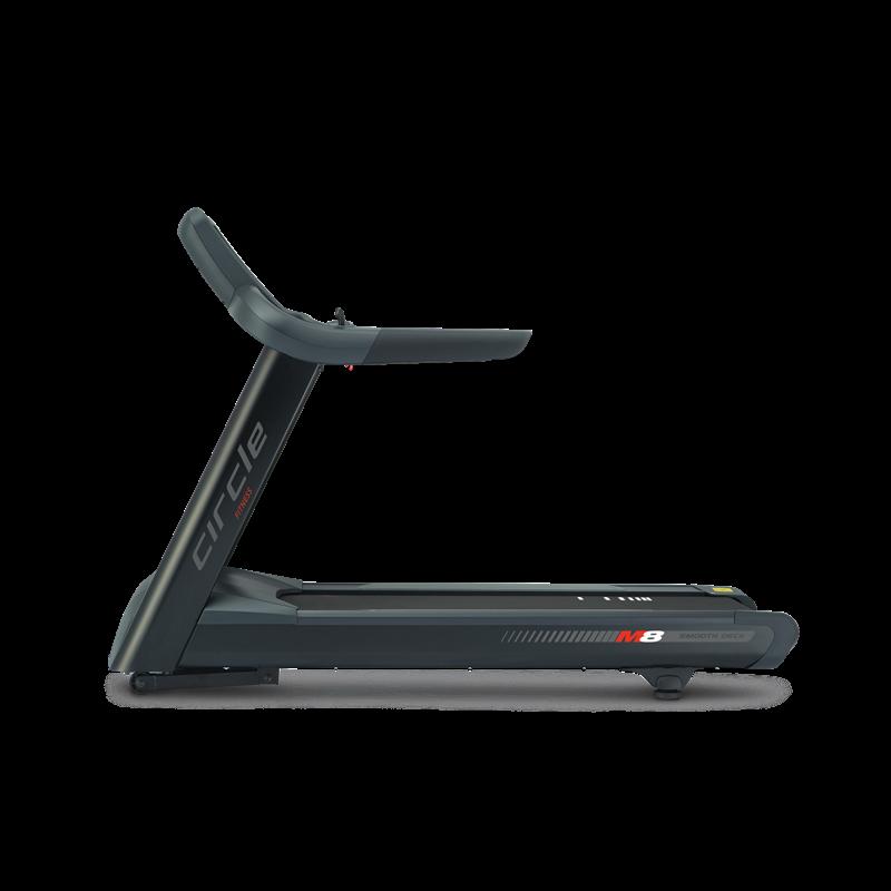 Smuk Køb Circle Fitness - M8 Eplus Løbebånd til fitnesscentre her AB-14