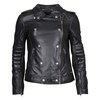 Calvin Klein AURALA LEATHER BIKER JACKET