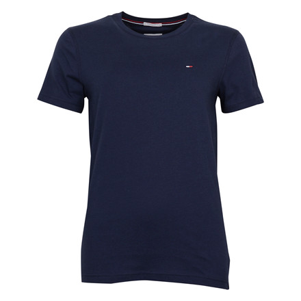 Hilfiger Denim BASIC CN SS TEE - NAVY