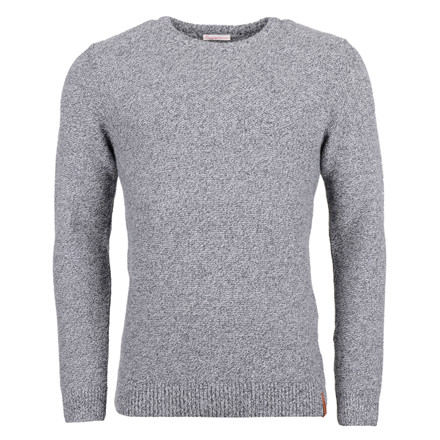 Knowledge Cotton Apparel PEARL KNIT CREW NECK