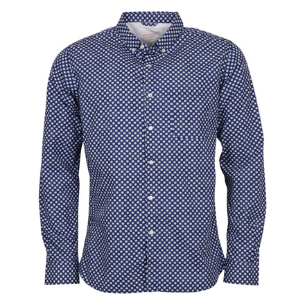 Knowledge Cotton Apparel POPLIN SHIRT W. DOT 1001