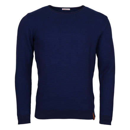 Knowledge Cotton Apparel TWO TONED KNIT 1091