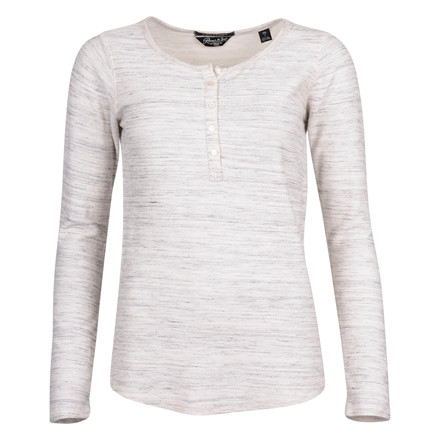 MAISON SCOTCH GRANDDAD SWEAT IN VARIOUS