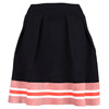 MAISON SCOTCH KNITTED SKIRT BLACK