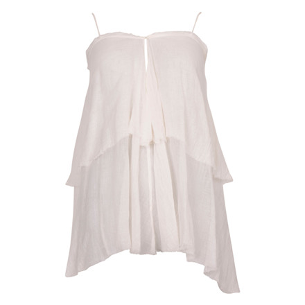 Mes Demoiselles PASSION TOP IVORY/WHITE