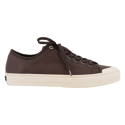 Paul Smith BROWN LEATHER SNEAKER