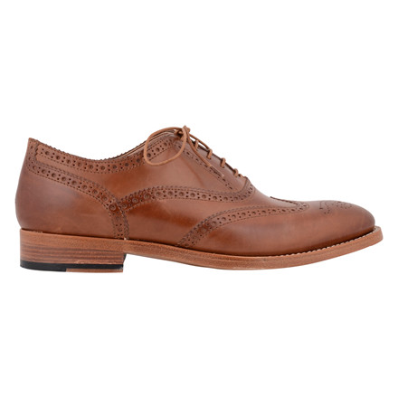 Paul Smith CHRISTO TAN BROGUES