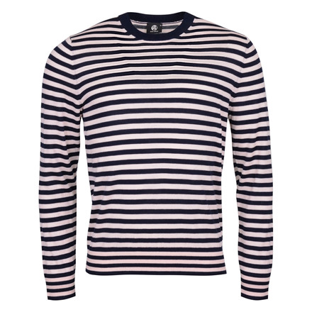 Paul Smith KNIT STRIPE PULLOVER C