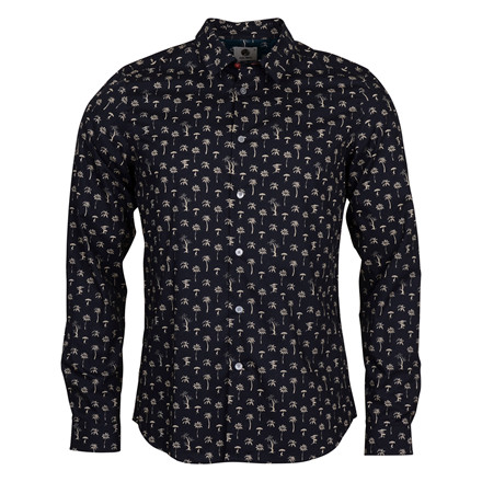 Paul Smith MUSHROOM PRINT SHIRT