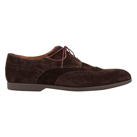 Paul Smith RYAN BROWN SUEDE