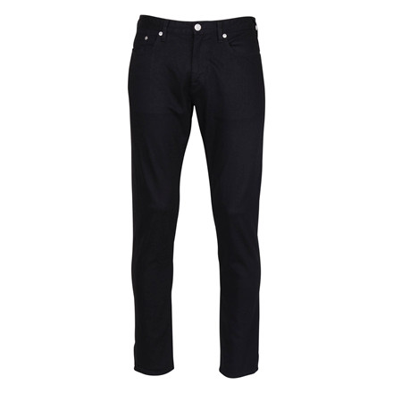 Paul Smith TAPERED FIT BLACK JEANS