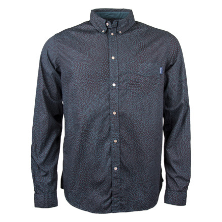 PAUL SMITH TAILORED FIT PRINT SHIRT