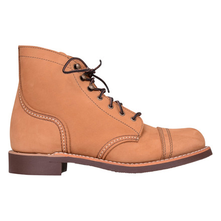 RED WING SHOES WOMENS IRON RANGER HONEY