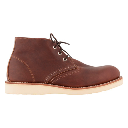 RED WING SHOES CHUKKA 3141 BROWN