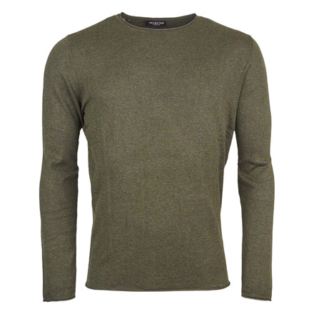 selected homme SLHDOME CREW NECK B NOOS