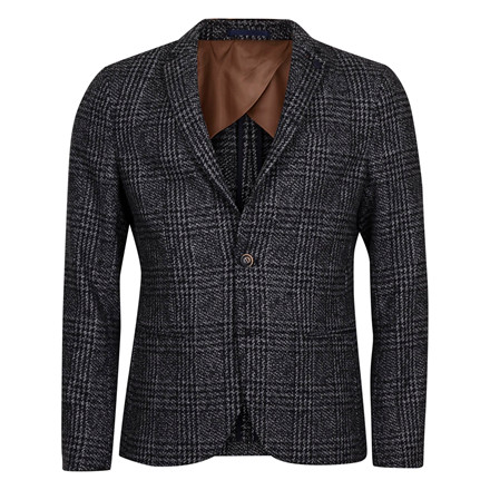 selected homme BANE CHECK WOOL BLAZER