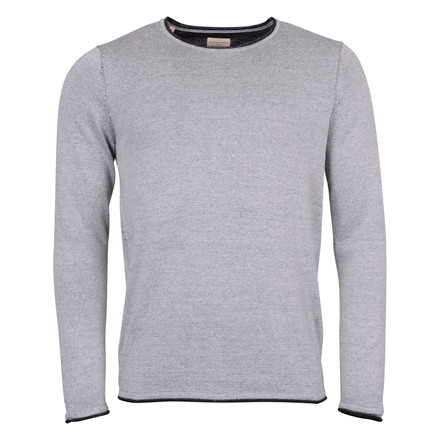 selected homme SHNKLOP CREW NECK