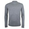 selected homme SILK HIGH NECK KNIT