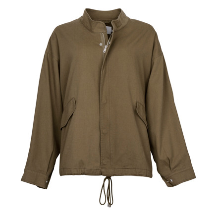 STAND ELINORE PARKA ARMY