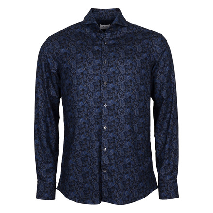 Stenströms PRINTED FITTED BODY SHIRT