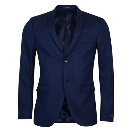 TIGER OF SWEDEN JIL 9 BLAZER BLUE WOOLSTRETCH