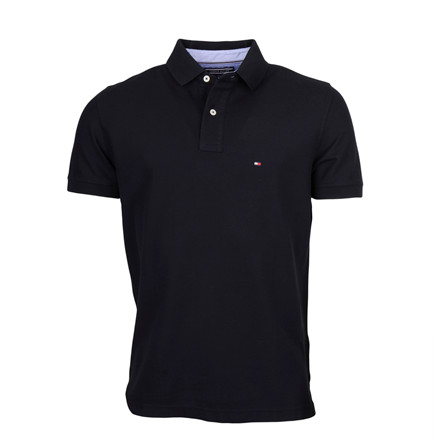 Tommy Hilfiger POLO SS BLACK
