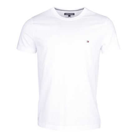 Tommy Hilfiger TEE SS WHITE