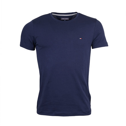Tommy Hilfiger TEE SS NAVY