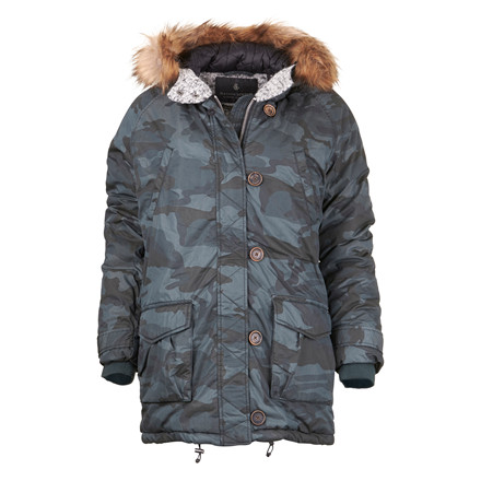 MAISON SCOTCH Outdoor Military jakke