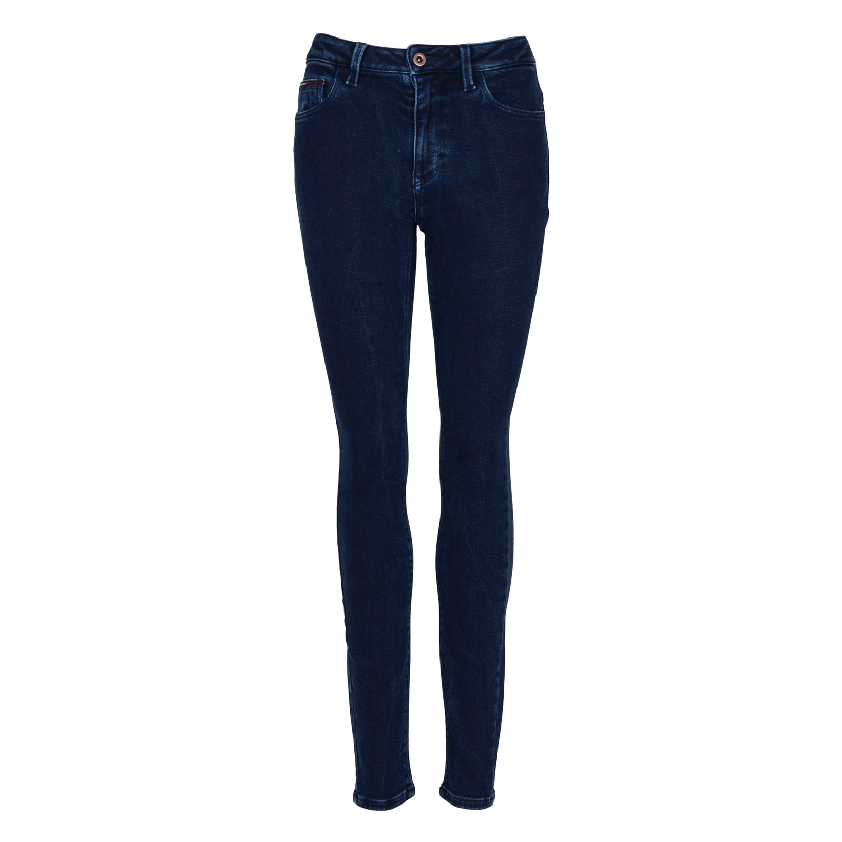 Hilfiger Denim HIGH RISE SANTANA DYOBST