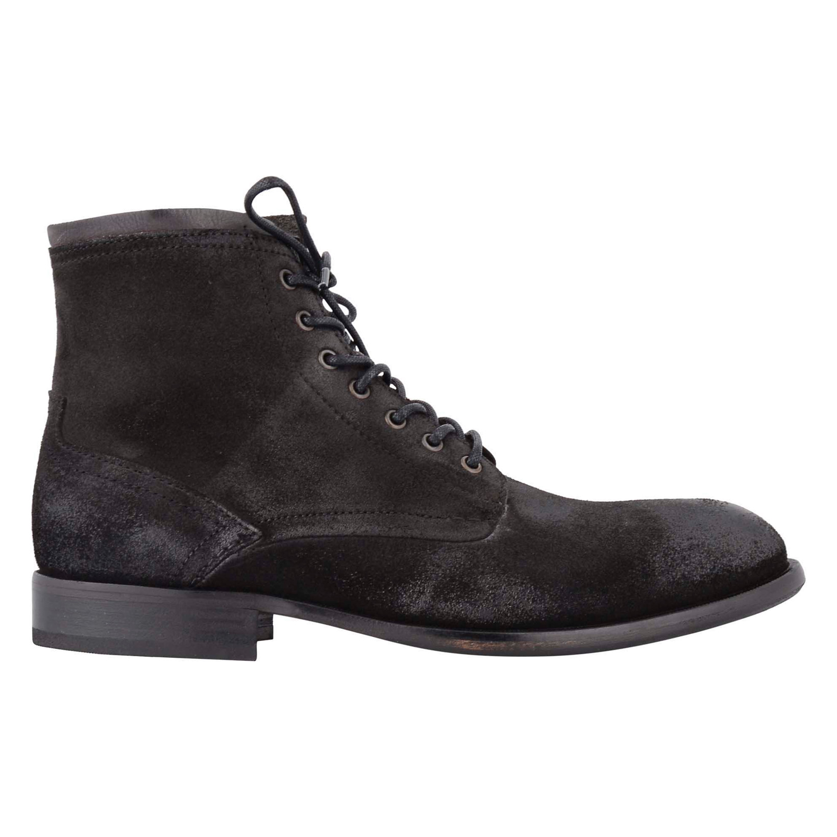 HUDSON RAILTON SUEDE BOOT