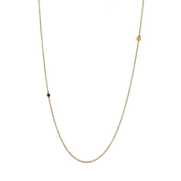 STINE A PENDANT CHAIN P. COIN NECKLACE