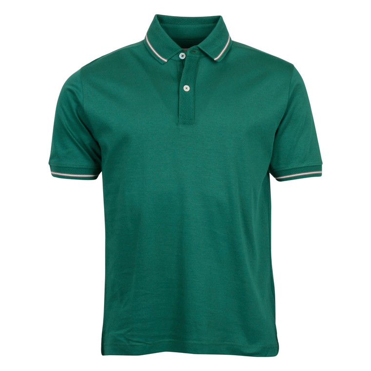 2BLIND2C PAISLEY POLO GREEN