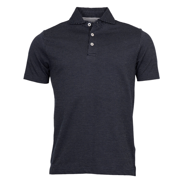 2BLIND2C SAMMY POLO 101 - NAVY MIX