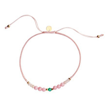 STINE A CANDY BRACELET PINK MIX