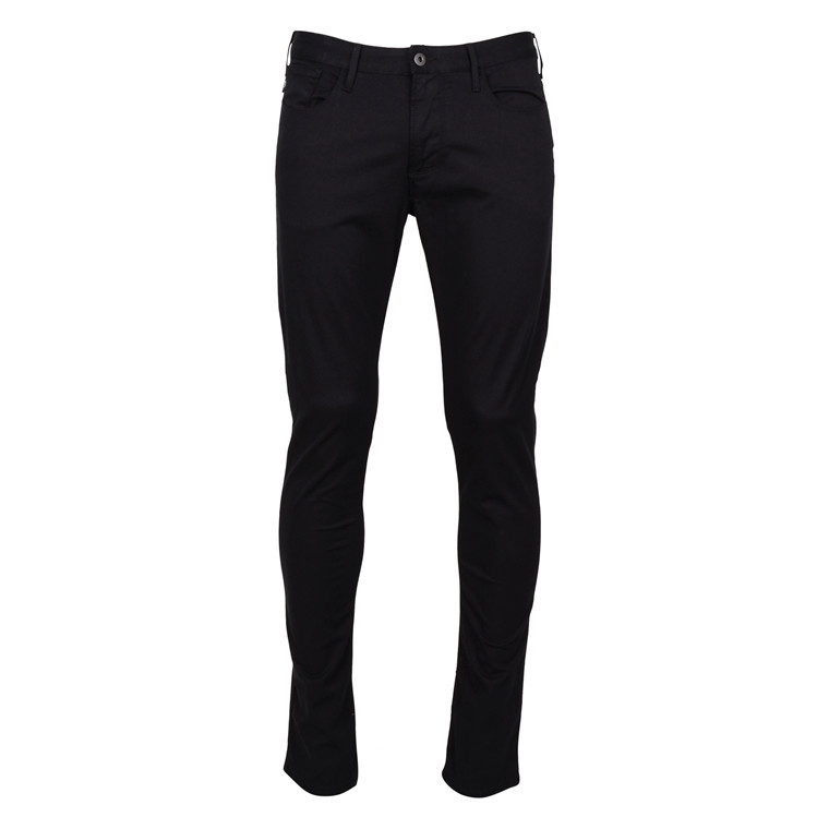 Armani 5 POCKET BLACK JEAN