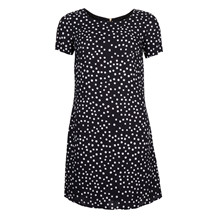Armani DRESS SLEEVE DOTS