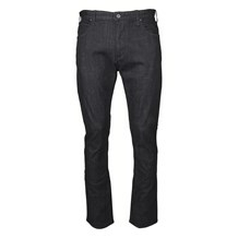 ARMANI REGULAR FIT NERO JEANS