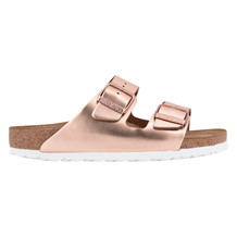 BIRKENSTOCK ARIZONA COPPER SOFT BED