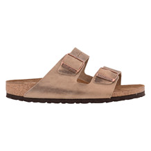 BIRKENSTOCK ARIZONA LEATHER TABACCO