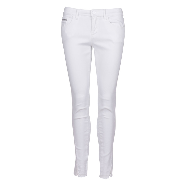 Calvin Klein MR SKINNY TWIST. WHITE
