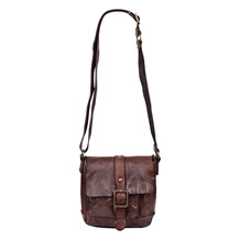 CAMPOMAGGI SMALL CROSSBODY MORO