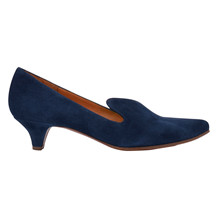 CHIE MIHARA ANDALE BLUE LOAFER