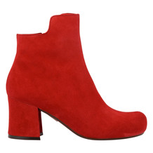 CHIE MIHARA BOOT RED