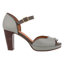 CHIE MIHARA GILIO LEATHER SANDAL