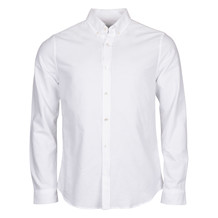 CLOSED CLASSIC BUTTON D. SHIRT WHITE