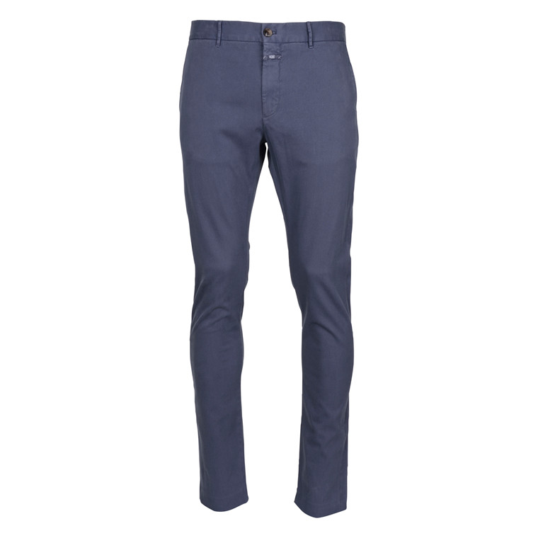 CLOSED CLIFTON SLIM CHINO-BLUE