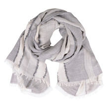 CLOSED SCARF WOOL COT